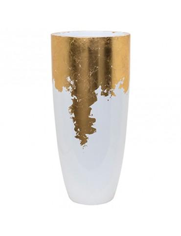 "Pot composite ""Luxelite WhiteOr"""